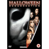 Produktbilde for Halloween Resurrection (UK-import) (DVD)