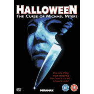 Produktbilde for Halloween 6 (UK-import) (DVD)