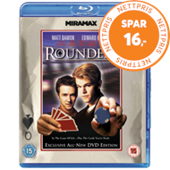 Produktbilde for Rounders (UK-import) (BLU-RAY)