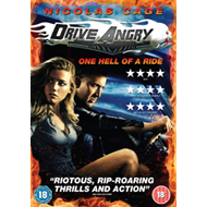 Produktbilde for Drive Angry (UK-import) (DVD)