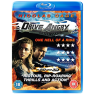 Produktbilde for Drive Angry (UK-import) (BLU-RAY)