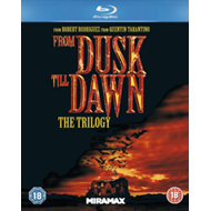Produktbilde for From Dusk Till Dawn - The Trilogy (UK-import) (BLU-RAY)