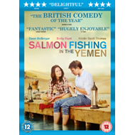 Produktbilde for Salmon Fishing In The Yemen (UK-import) (DVD)