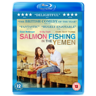 Produktbilde for Salmon Fishing In The Yemen (UK-import) (BLU-RAY)