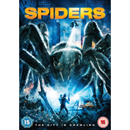 Produktbilde for Spiders (UK-import) (DVD)