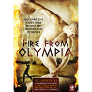 Produktbilde for Fire From Olympia (UK-import) (DVD)