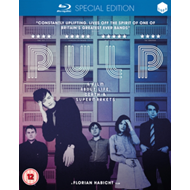 Produktbilde for Pulp - A Film About Life, Death & Supermarkets (UK-import) (Blu-ray + DVD)