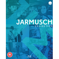 Produktbilde for Jim Jarmusch Collection (UK-import) (BLU-RAY)