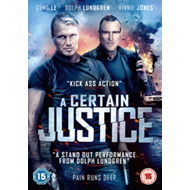 Produktbilde for A Certain Justice (UK-import) (DVD)
