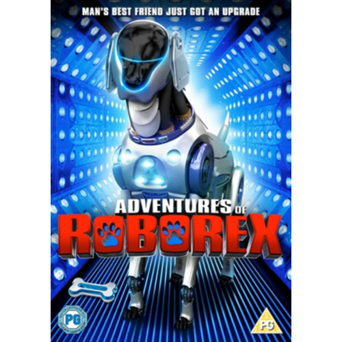 The Adventures Of Roborex (UK-import) (DVD)