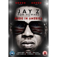 Produktbilde for Made In America (UK-import) (DVD)