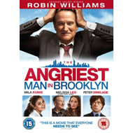 Produktbilde for The Angriest Man In Brooklyn (UK-import) (DVD)