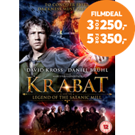 Produktbilde for Krabat and The Legend of The Satanic Mill (UK-import) (DVD)