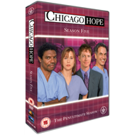 Produktbilde for Chicago Hope - Sesong 5 (UK-import) (DVD)