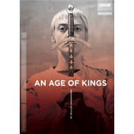 Produktbilde for An Age Of Kings - Eight History Plays By William Shakespeare (UK-import) (DVD)