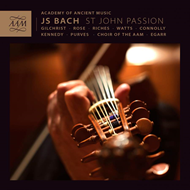 Produktbilde for Bach, J.S: St. John Passion (2CD)
