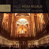 Produktbilde for Valls: Missa Regalis (CD)