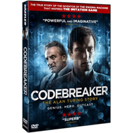Produktbilde for Codebreaker: The Alan Turing Story (UK-import) (DVD)