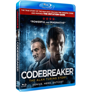 Produktbilde for Codebreaker: The Alan Turing Story (UK-import) (BLU-RAY)