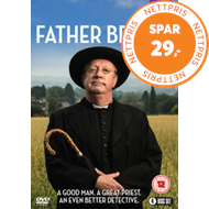 Produktbilde for Father Brown - Sesong 3 (UK-import) (DVD)