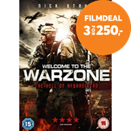 Produktbilde for Welcome To The Warzone (UK-import) (DVD)