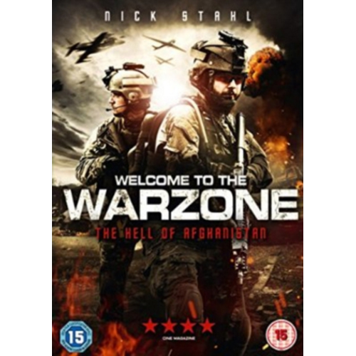 Welcome To The Warzone (UK-import) (DVD)