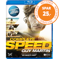 Produktbilde for Complete Speed With Guy Martin (UK-import) (BLU-RAY)