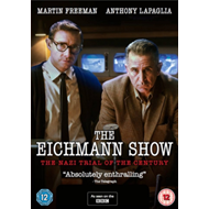 Produktbilde for The Eichmann Show (UK-import) (DVD)