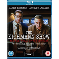 Produktbilde for The Eichmann Show (UK-import) (BLU-RAY)