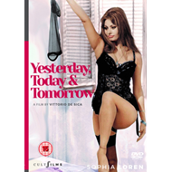 Produktbilde for Yesterday, Today And Tomorrow (UK-import) (DVD)