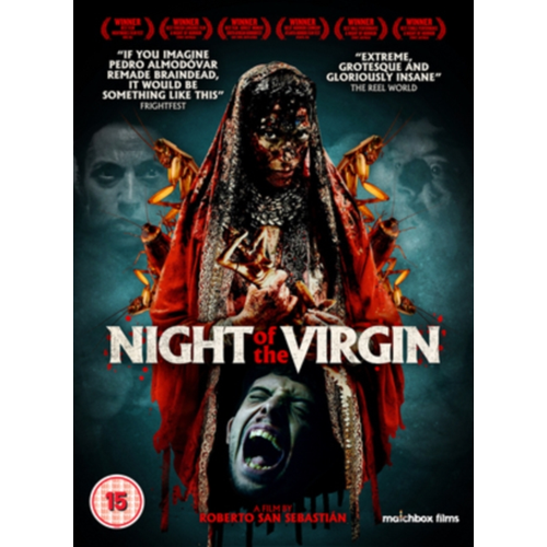 The Night Of The Virgin (UK-import) (DVD)