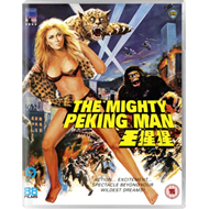 Produktbilde for The Mighty Peking Man (UK-import) (BLU-RAY)