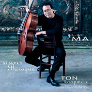 Produktbilde for Yo-Yo Ma - Simply Baroque (CD)