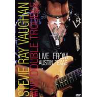 Produktbilde for Stevie Ray Vaughan - Live From Austin, Texas (DVD)