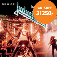 Produktbilde for Living After Midnight: The Best Of Judas Priest (CD)