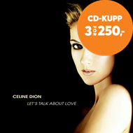 Produktbilde for Let's Talk About Love (CD)