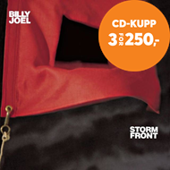 Produktbilde for Storm Front (Remastered) (CD)