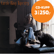 Produktbilde for Tapestry (Remastered) (CD)