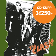Produktbilde for The Clash - (UK Edition) (CD)