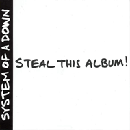 Produktbilde for Steal This Album (CD)