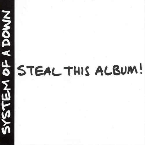 Steal This Album (CD)