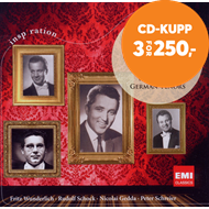 Produktbilde for Festival Of German Tenors (CD)