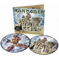 Produktbilde for Somewhere Back In Time - The Best Of: 1980-1989 (VINYL - 2LP - Picture Disc)