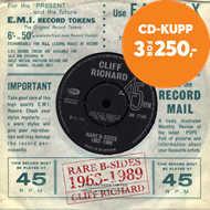 Produktbilde for Rare B-Sides 1963-1989 (CD)