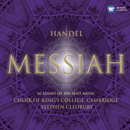 Produktbilde for Handel: Messiah (CD)