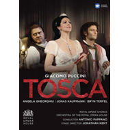 Produktbilde for Puccini: Tosca (Royal Opera House 2011) (DVD)