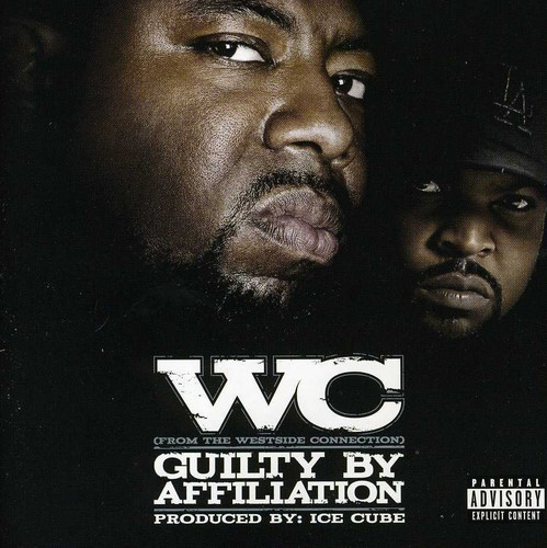 Guilty By Affiliation (USA-import) (CD)