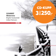 Produktbilde for Schubert: Winterreise (CD)