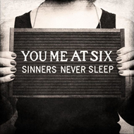 Produktbilde for Sinners Never Sleep (UK-import) (CD)