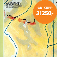 Produktbilde for Ambient 2: Plateaux Of Mirrors (Remastered) (CD)